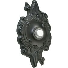 Quorum Door Chime Button, Old World - 7-309-95