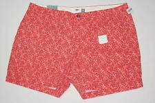 """NWT- OLD NAVY Coral Prints 5"""" shorts Size 16"""