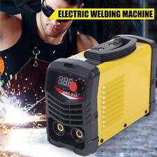 New Listingelectric Welder Lcd Display Igbt Inverter Welding Machine 10 225a Adjustable Usa