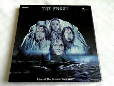 CD  THE FROST    LIVE AT THE GRANDE BALLROOM