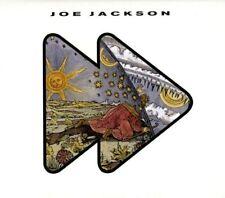 JOE JACKSON / FAST FORWARD * NEW DIGISLEEVE CD 2015 * NEU *