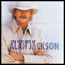 ALAN JACKSON - THE VERY BEST OF CD ~ 90's / 00's COUNTRY ~ JIMMY BUFFETT *NEW*