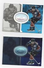 PETER FORSBERG RARE SPX FINITE 1998-99 GLOBAL IMPACT SPECTRUM CARD