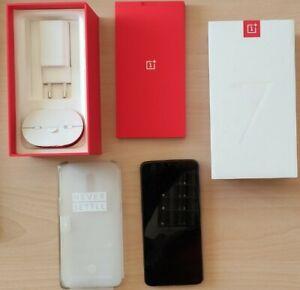 OnePlus 7 - 256GB - Mirror Grey/Red (Senza operatore) (Dual SIM)