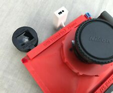 3d printed WillTravel Viewfinder for the WillTravel camera buyer (only)