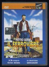 IL FERROVIERE - DVD grandi successi cinema italiano 366