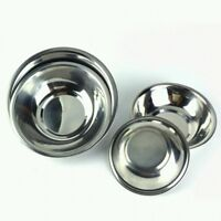 1pc Stainless Steel Kitchen Cooking Serving Mixing  Storage Bowls 3 Sizes Hot,