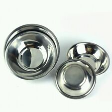 Stainless Steel Kitchen Cooking Serving Mixing  Storage Bowls 3 Sizes &