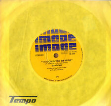 "SUNDOWN ‎– This Country of Mine/ ""Outback Dan"" - 45 rpm, 7"""