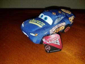 Disney Cars 3 Crash 'Ems, Fabulous Lightning McQueen
