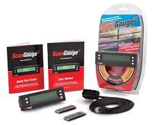 ScanGauge II Ultra Compact 3-in-1 Automotive Computer with Customizable