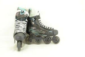 Tour Volt Kv2 Roller Hockey Skates Senior Size 8.5 D (0909-4286)