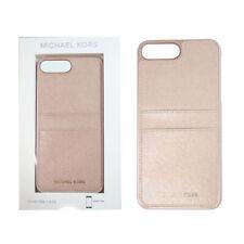 9b382e7820de Michael Kors Saffiano Leather Pocket Phone Case For Apple iPhone 7 Plus / 8  Plus