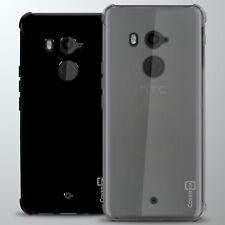 For HTC U11 Plus Case Slim Fit Flexible TPU Rubber Gel Phone Cover