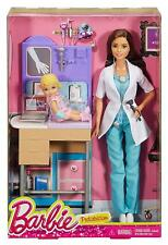 *NEW* Barbie Careers Pediatrician Playset - Free Shipping!