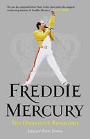 Freddie Mercury: The Definitive Biography by Lesley-Ann Jones, NEW Book, FREE &