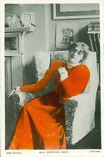 POSTCARD ACTRESSES Miss Dorothea Baird