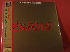 "BOB MARLEY & THE WAILERS ""EXODUS"" (200GRAM ANALOGUE JAPANPRESSING/NEW=UNPLAYED)"