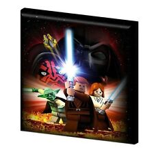 """LEGO STAR WARS CANVAS PICTURE 10/"""" x 10/"""" ONLY  £7.99 Design G"""
