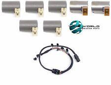 Transmission Master Solenoid Kit Set + Wire Harness VW, Jetta 95-04 01M O1M NEW