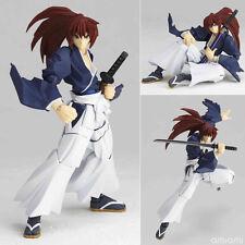REVOLTECH 110 Rurouni Kenshin Himura Battousai Action Figure