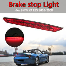 Third Brake Stop Light Red Color LED Rear 3RD Lamp Fit For BMW Z4 E85 2003-2008