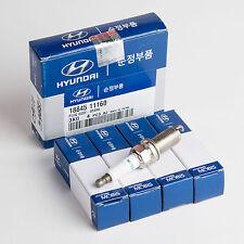 Genuine OEM Hyundai Kia Denso Iridium Spark Plugs 4PC,18845-11160 Made in Japan