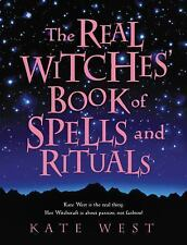 Real Witches Book of Spells & Rituals Book ~ Wiccan Pagan Supply
