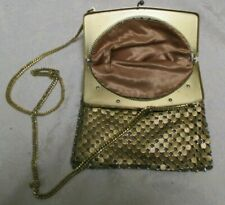Vintage Mesh Purses Assorted Sizes & Colors 6 ct