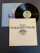 HEADSTONE Self Titled LP Vinyl VG+/VG+