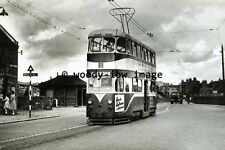 a0467 - Aberdeen Tram 20 in King Street - photograph
