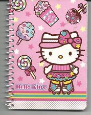 Sanrio Hello Kitty Spiral Notebook Skates