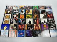 CD Sammlung Alben 42 Stück Rock Pop Hits - siehe Bilder, u.a. Robbie Williams