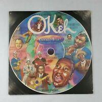 OKEH CHICAGO BLUES EG37318 Dbl LP Vinyl VG++ GF Muddy Waters, Big Joe Williams