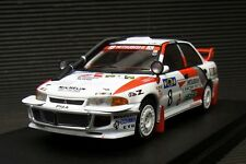 1 of 150! HPI #8618 Mitsubishi Lancer Evolution Evo III 3 1996 Safari 1/43 model