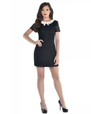 NWT Riverdale Veronica Lodge Black Lace Cosplay Halloween Dress Size S/M
