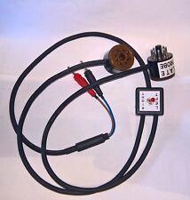 Dual 8 Pin Tube bias current Probe Socket for Testing 6L6 6V6 EL34 KT88 5881