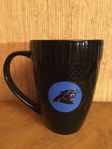 NFL Carolina Panthers Football Ceramic Coffee Mug Drink Cup 16oz