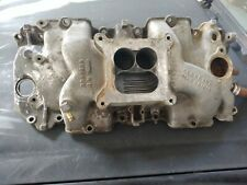 Intake Manifold Chevy Big Block 427 12766 Gm 3885069 Corvette Camaro