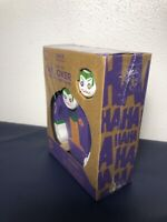 LOOT CRATE Exclusive DC Comics Batman Forever JOKER Wooden Figure
