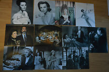 Signed Photos Film Uncertified Original TV Autographs