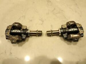 XTR M970 Clipless Mountain Cyclocross Pedals for Brakes Crankset Derailleur