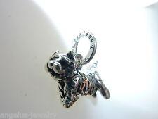 Giovanni Raspini, Dog, Westhighland, Westy, Westie, 925 Silver Pendant, #6818f