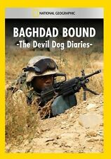 Baghdad Bound: Devil Dog Diaries (2014, REGION 1 DVD New)