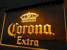 Corona Extra Drink LED Neon Light Sign Bar Club Pub Advertise Decor Sport Gift