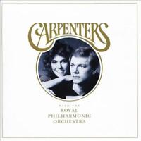 CARPENTERS WITH THE ROYAL PHILHARMONIC ORCHESTRA [12/7] * NEW CD