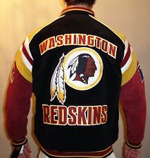 New Redskins jacket (suede) Medium - official NFL product - tags still on