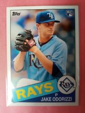 2013 Topps Archives Jake Odorizzi RC