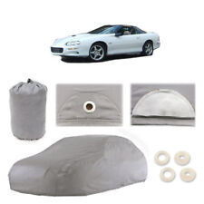 Chevy Camaro 6 Layer Car Cover Outdoor Water Proof Rain Snow Sun Dust 4th Gen