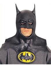 Accesorio Disfraz de Batman, Para Hombre Con Capucha Completa Máscara De Batman